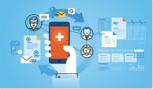 Mobile medical records.