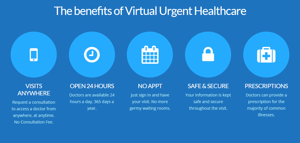 The benefits of virtual urgent care