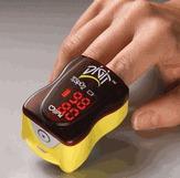 Digit finger oximeter